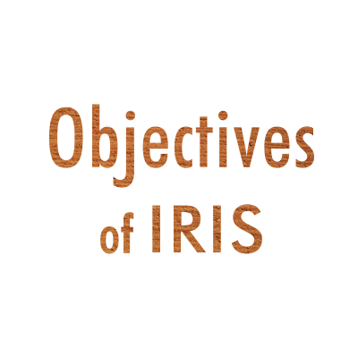 Objectives of IRIS