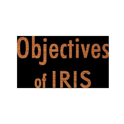 Objectives of IRIS